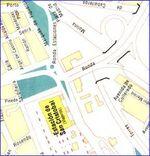 Hydrological map Community of Madrid