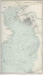 Mapa de los Barrios de la Ciudad de Buenos Aires, Argentina