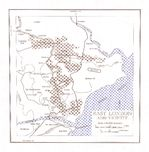 Mapa Topográfico de Mozambique Meridional 1963