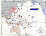 Guerra del Pacífico - Las Potencias Imperiales 1939