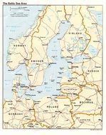 The Baltic Sea Region 1994