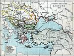 Europa Suroriental 1881 A.D.