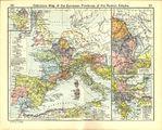 Provincias Europeas del Imperio Románo