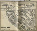 Mapa del Jardín Zoológico, Londres 1894