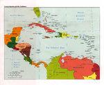 América Central y el Caribe 1997