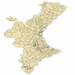 Municipios de la Comunidad Valenciana 2003