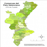 Comarques of the Valencian Community