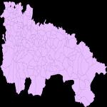 Municipalities of the Province of Pontevedra 2003
