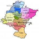 Zonificación de Navarra 2000