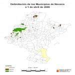 Municipios y Concejos de Navarra 2005