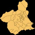 Municipios de la Región de Murcia 2006