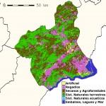 Uso del territorio de la Región de Murcia 2000