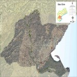 Mapa Político Pequeña Escala de las Islas Paracelso