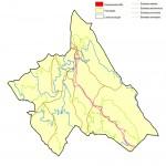 Mapa Politico de Suazilandia