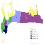 Central Timor Island Nautical Chart