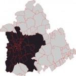 Área Metropolitana de Sevilla 2007