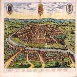 Sevilla circa 1588