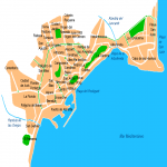 Barrios y zonas de Alicante 2006