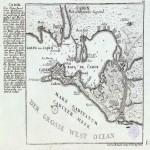 Mapa Politico Pequeña Escala de las Islas Ashmore y Cartier, Australia