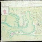 Mapa de la Región de Teherán 1947