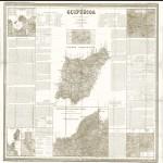 Mapa Politico de Yibuti