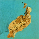Canary Islands on August 20, 2002