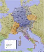 El Sacro Imperio Romano Germánico circa 1000