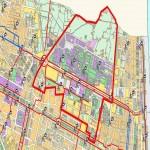 Mapa de Chapultepec Morales, Mexico D.F.