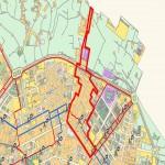 Mapa del Departamento del Vichada, Colombia