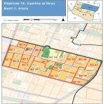 Mapa Político Pequeña Escala de Uruguay