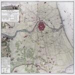 Mapa de las Comarcas de Inglaterra en el Siglo 10