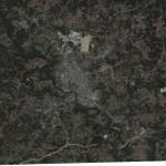 Mapa satelital de Lugo