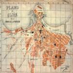 Gijón map 1912