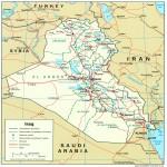 Mapa Político de Irak 2004