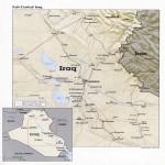 Centro-este de Irak 1992