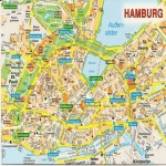 Hamburg downtown