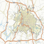 Mapa de carreteras Berlín 2010