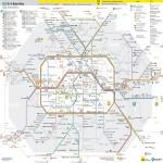 Metro de Berlín 2005