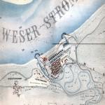 Bremerhaven en 1849