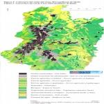 Mapa de Cobertura del Suelo del Área Metropolitana de Quito 1989