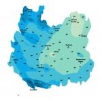 Mapa de carreteras de Vizcaya