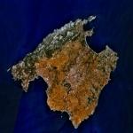Mapa de carreteras de la Provincia de Pontevedra