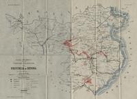 Mapa de Vegetación de Etiopía