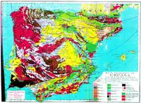 Corine Land Cover 2000 de Albania