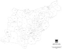 Mapa Fronterizo de México-Estados Unidos, Campo Station 1979
