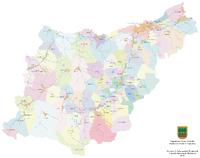 Mapa Politico de África 1997