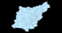 Mapa Topográfico de la Región de Ras Kamboni, Extremidad Meridional de Somalia