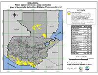 Mapa de Relieve Sombreado de Sierra Leona