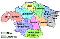 Piedras Negras Map, Coahuila, Mexico