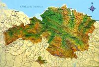 Mapa del Uso de la Tierra de Bosnia y Herzegovina